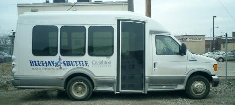 BluejayShuttle