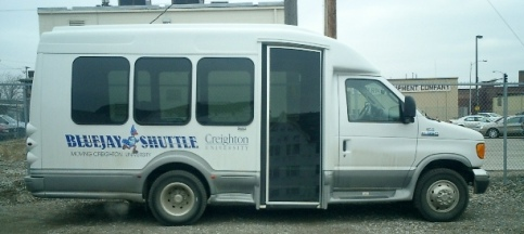 BluejayShuttle