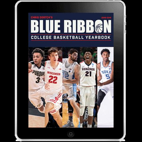 Blue Ribbon 2018-19